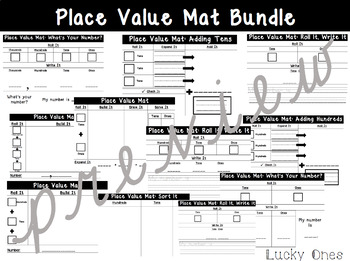 Work Mat Bundle
