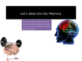 Work-Out for Your Working Memory!