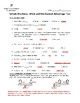 Work, Simple Machines, Mechanical Advantage Test/Study Guide