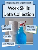 Work Skills Data Collection: Experienced and Beginners