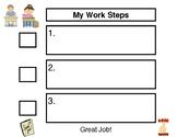 Work Steps