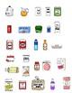 Work Task Sort Foods Refrigerator or Cabinet Life Skills