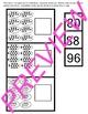 Work Tasks Cards Multiplication BUNDLE 2-9 All the Facts