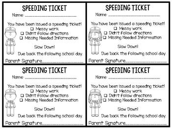 Work Tickets