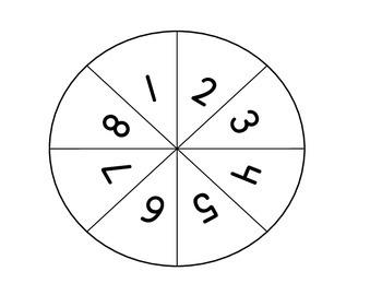 Work Wheels Numbers