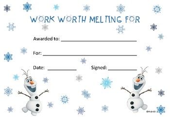 Work Worth Melting For