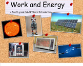 Work and Energy - A Fourth Grade SMARTBoard Introduction