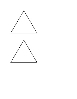 Work and Power Formula Triangles for ISN