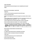 Work and power activity - English and Spanish version