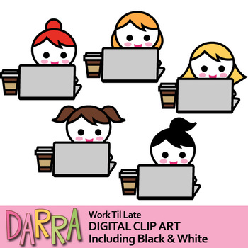 Work clip art