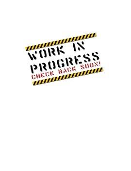 Work in Progress Folder