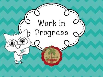 Work in Progress Owl Theme