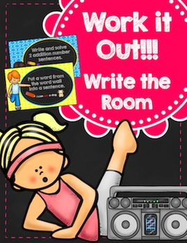 Work it Out - Write the Room