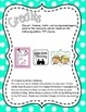 Work on Words Activity Worksheet