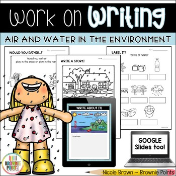Work on Writing - Air and Water in the Environment