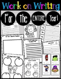 Writing Centers for the WHOLE YEAR