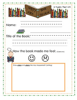 Work on Writing Book Reviews Story Responses