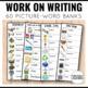 Work on Writing Bundle