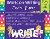 Work on Writing Center Bundle