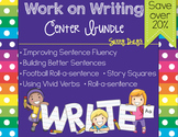 Work on Writing Center Bundle