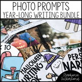 Work on Writing Center: Photo Prompt BUNDLE