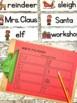 Work on Writing - Christmas