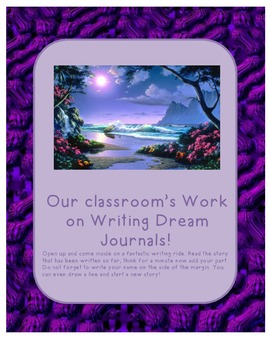 Work on Writing Class Journals