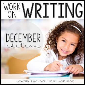December Work on Writing