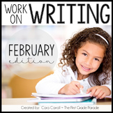 February Writing