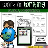 Work on Writing - Global Communities
