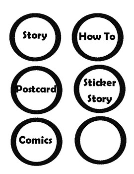 Work on Writing Labels