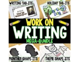 Work on Writing MEGA BUNDLE