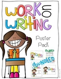 Work on Writing: Poster Pack [Bundled]