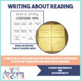 Work on Writing: Responding to Literature