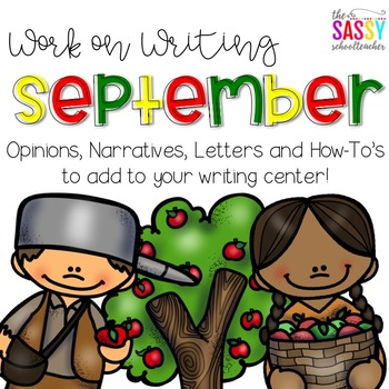 Work on Writing - September
