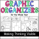 Graphic Organizers for Primary Writers