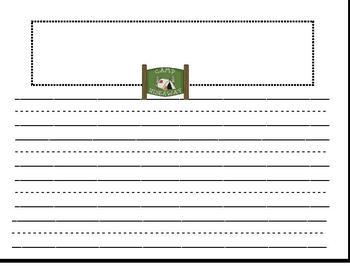 Work on Writing Theme Word Bank II