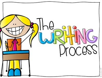 Work on Writing: Writing Process Poster Pack