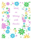 Work on Writing with Puzzles