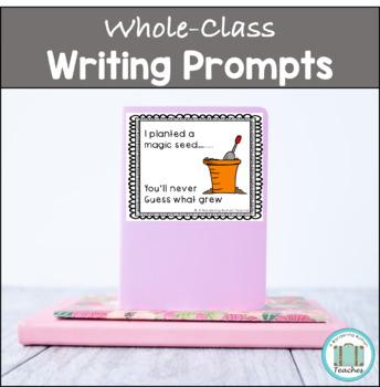 Work on writing - class journals