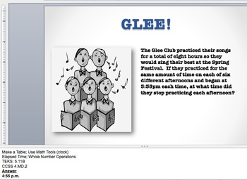 Work the Words (WtW): 5th-Grade Word Problems for STAAR® Mid-Year Review