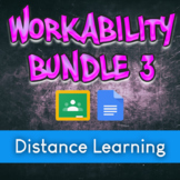 Workability Bundle 3: Distance Learning Units