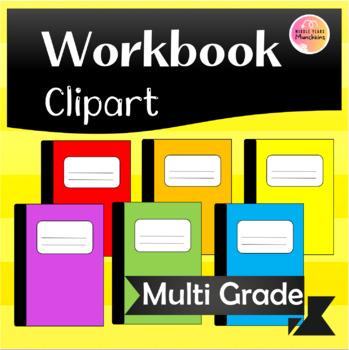 Workbook Clipart
