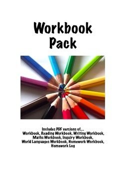 Workbook Collection - Marking and Expectation File