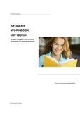 "Workbook: Intro to text types with novel study ""The Simple Gift"""