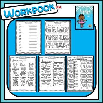 Verbs part 1 - Workbook