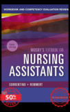 Workbook and Competency Evaluation - Mosby's for Nursing Assistants Edition-PDF