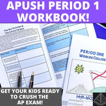 Skill Development Workbook for AP US History Period 1