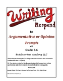 Workbook: Prepare Gr 6-12  Students for Evidence-based Wri