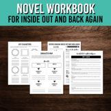Workbook for Inside Out and Back Again / Activities and No